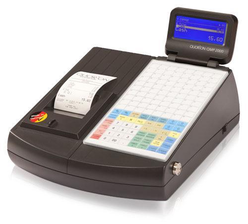 quorion qmp2000 cash register caja registradora